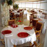 La salle du restaurant Belvedere
