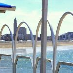 Vue du restaurant sur le Havre