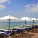 Manger au bord de la mer au restaurant le Clapotis au Havre