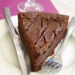 Gâteau au chocolat au Nuage dans la Tasse
