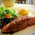 Magret au miel au restaurant L'Olivier au Havre