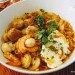soupe chinoise au restaurant Lamian au Havre
