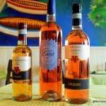 Vin rosé italien au Havre