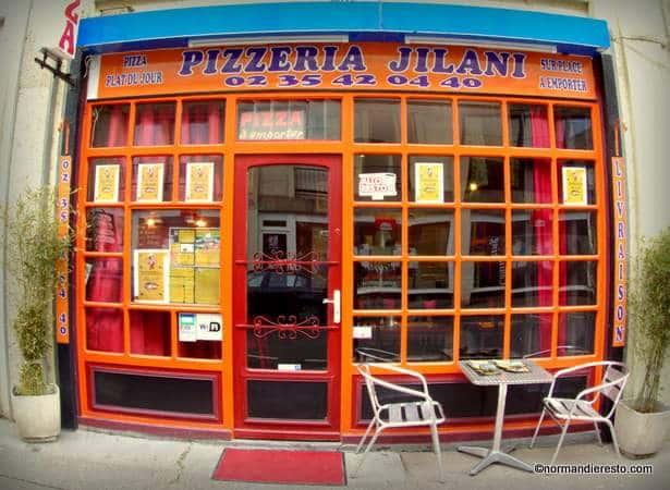 pizzeria jilani restaurant au havre normandie resto. Black Bedroom Furniture Sets. Home Design Ideas
