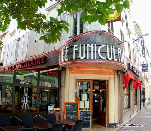 Le Funiculaire au Havre Restaurant