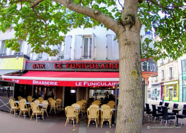 Brasserie le Funiculaire au Havre