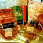 Saucisses fumées portugaises