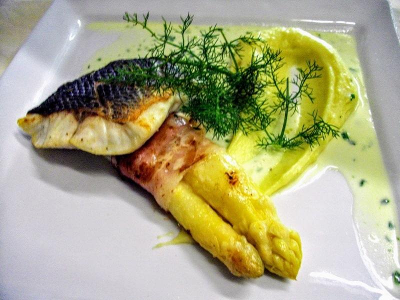 Restaurant La Marine Tancarville