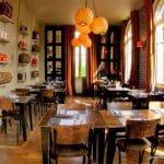 La salle à manger La Cantine des Enfants Sages au Havre