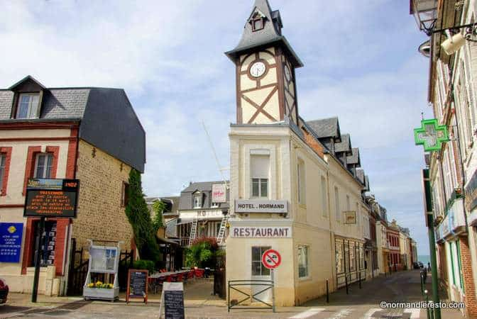 Hotel restaurant normand yport ouvert tous for Hotels yport