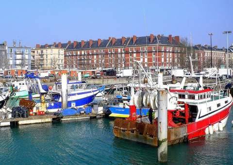 Quartier Saint François, restaurant Le Havre