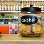 Cookies à l'Orangeraie au Havre