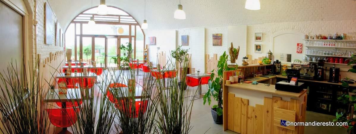 L 39 orangeraie aux jardins suspendus au havre normandieresto for Le jardin le havre restaurant