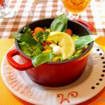 Salade d'été à la Marmite de Mamie au Havre