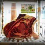 Viande maturée au Havre