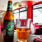 Brooklyn beer au Fiftys au Havre