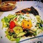 Salade du jour au Havre
