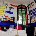 Salle a manger Castelbajac