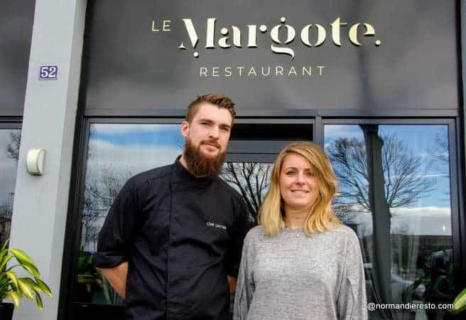 Margote au Havre