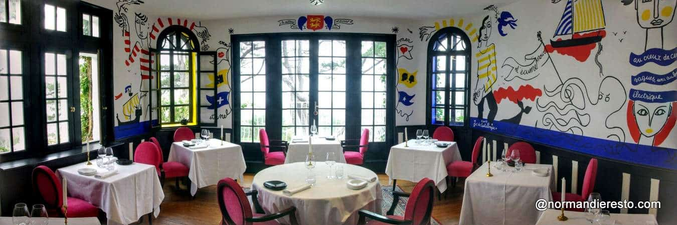 Hotel Restaurant Gastronomique Etretat