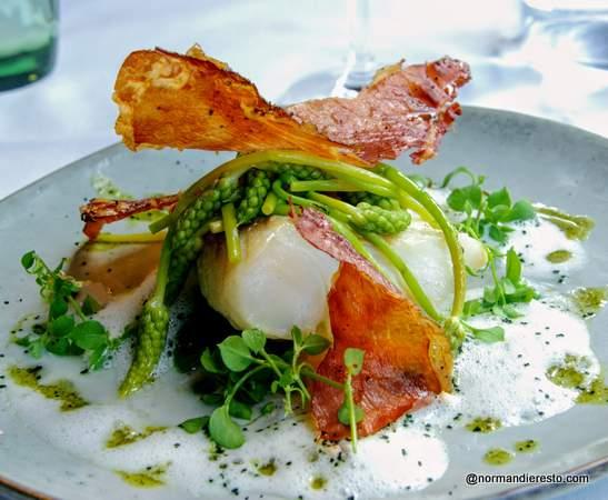 Restaurant Le Margote Au Havre Cuisine Gastronomique Normandieresto
