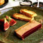 Foie gras aux figues et pain d'épices chez MARGOTE au Havre