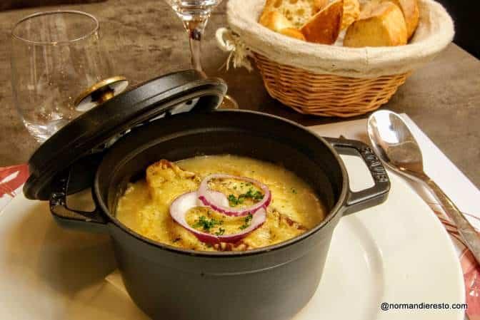 Le bouchon normand brasserie normande au havre normandie for Specialite normande cuisine