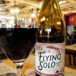 Ballon de vin rouge et cuisine bistrot au Havre
