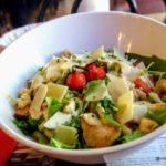 Salade Caesar au Funiculaire au Havre