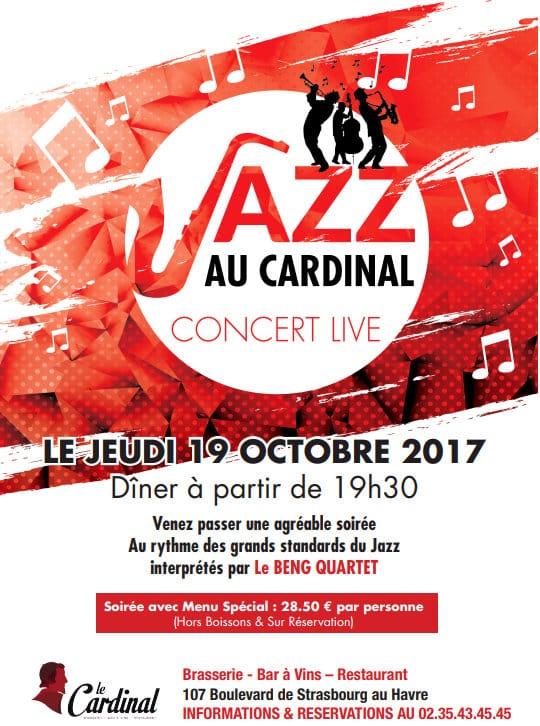 Restaurant Le Cardinal Au Havre