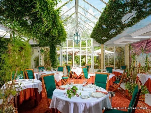 Hotel Les Fuchsias St Vaast