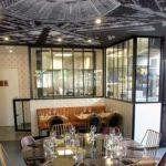 Restaurant Auguste dans son style Perret au Havre