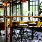 Restaurant place de l'hotel de ville au Havre
