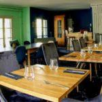La salle de repas en groupe au restaurant Monsieur Auguste au Havre