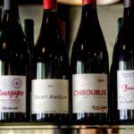 Les vins vivants, bio, au St Amour au Havre