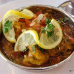 Crevettes Shahi Korma au Havre