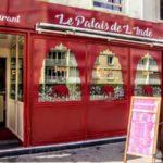 Restaurant indien Le Palais de l'inde à la plage du Havre
