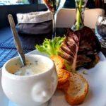 Fromage de normandie au restaurant A Deux Pas d'Ici au Havre