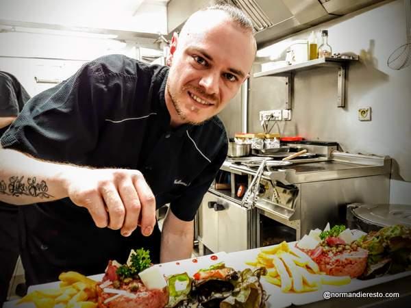 Un cuisinier au Havre