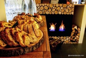 Le bon pain artisanal au restaurant la Tablée au Havre