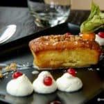 Dessert Lingot au restaurant normand au Havre
