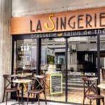 Restaurant quartier des halles centrales au Havre