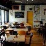 Restaurant place des halles centrales aux havre