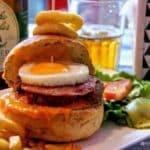 Burger et Hamburger au Havre