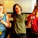 Les trois filles de la Singerie au Havre