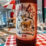 India Pale Ale : Bière anglaise : Snake Dog au Havre