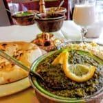 Crevette Sag, au restaurant indien Palais de l'Inde au Havre