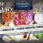 Soirée Beaujolais Nouveau 60 minutes escape game le havre