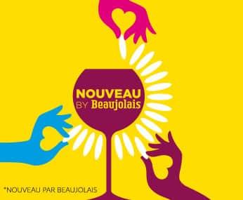 Beaujolais Nouveau 2019 au restaurant