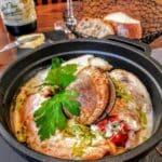 Marmite du pêcheur à Yport, Hotel Restaurant Normand